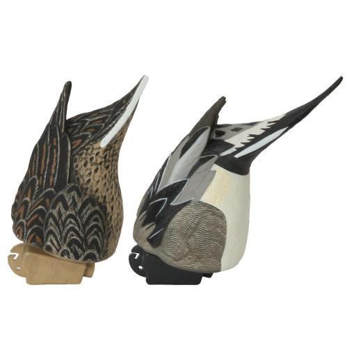 Pro-Grade Pintail Butt-Up Feeder Pack
