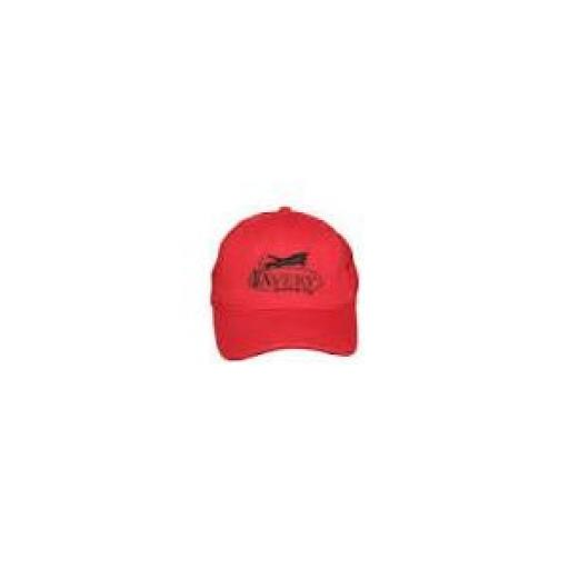 GORRA AVERY RED SPORT DOG