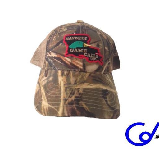 GORRA HAYDEL'S CAP MAX LOGO
