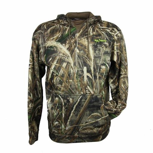 SUDADERA CAPUCHA DUCK HUNTER MAX5