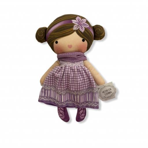 Muñeca lila [0]