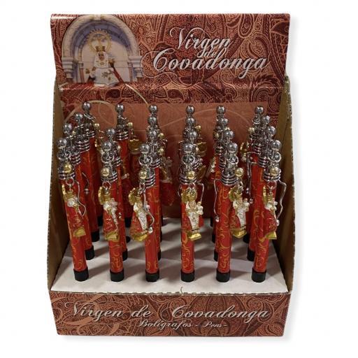 Bolígrafo Virgen de Covadonga