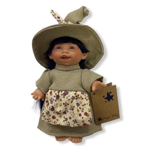 Brujitas muñeca