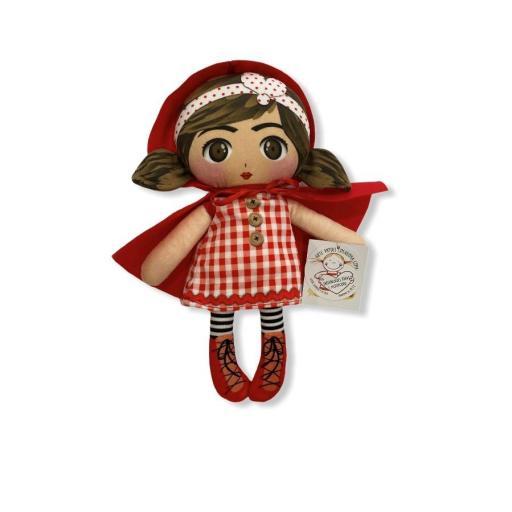 Muñeca Caperucita roja