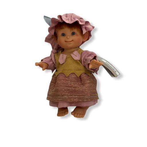 Gnomito Medieval niña