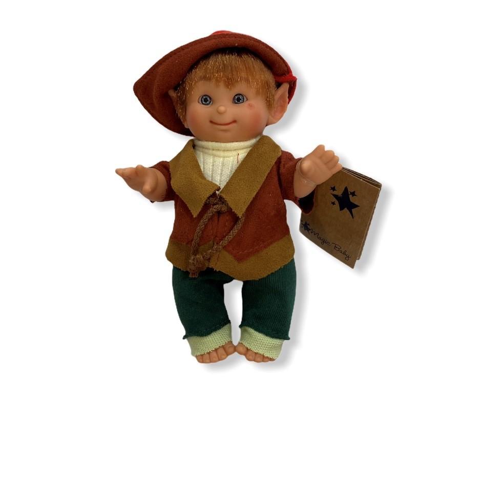 Gnomito Medieval niño