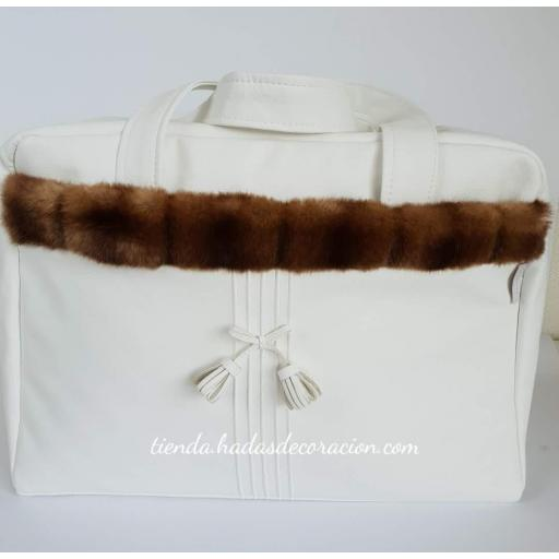 BOLSO HOSPITAL POL BLANCO