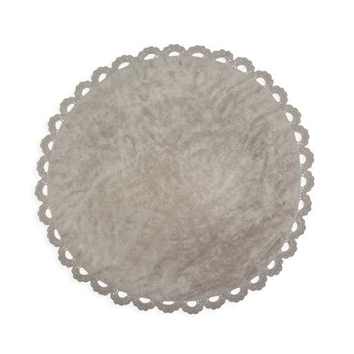 ALFOMBRA CHANEL GRIS
