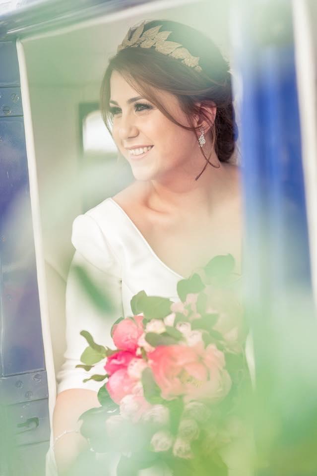 Tiara novia