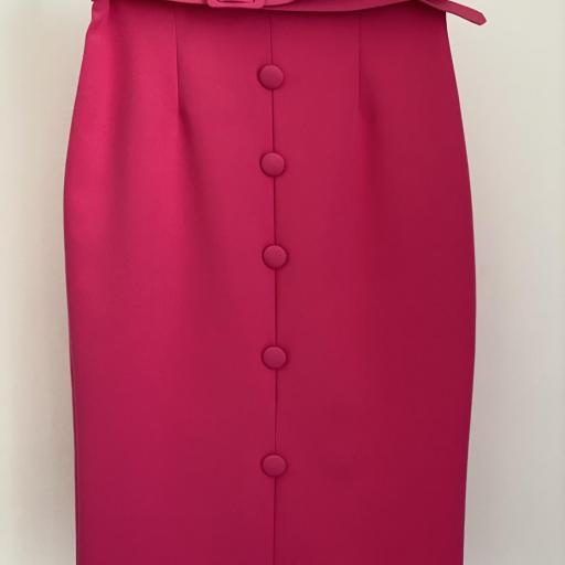 Falda rosa  [1]