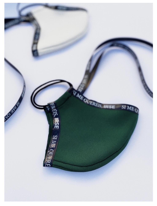 Mascarilla Verde SMQI