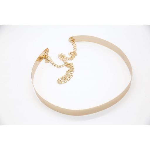 Cinturón metálico dorado [1]