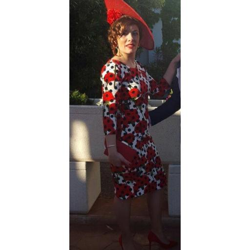 Pamela roja