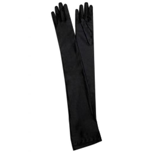Guantes antelina negros [0]