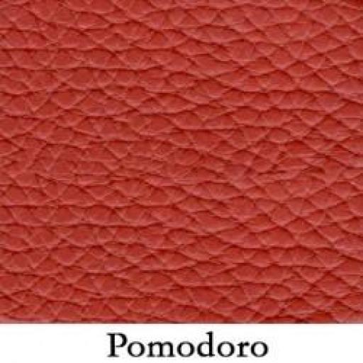Bolso de piel rojo pomodoro [1]