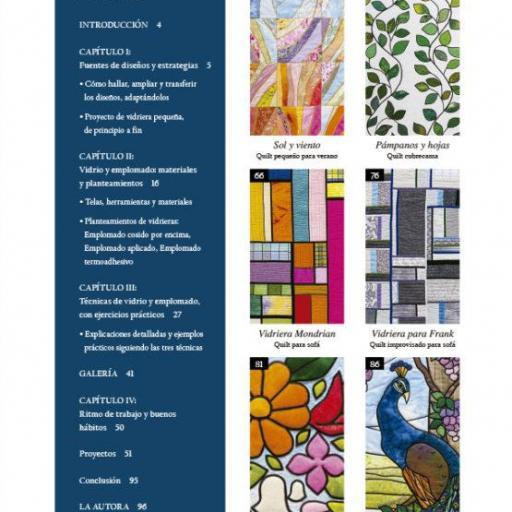 Quilts de vidrieras [1]