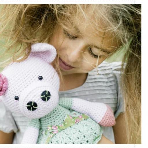 Libro Adorables muñecos Amigurumi [2]