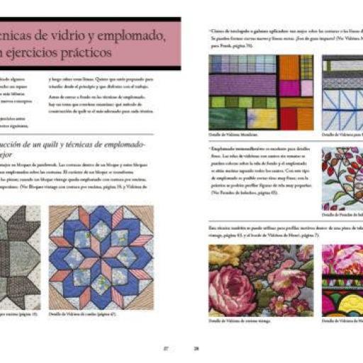 Quilts de vidrieras [2]