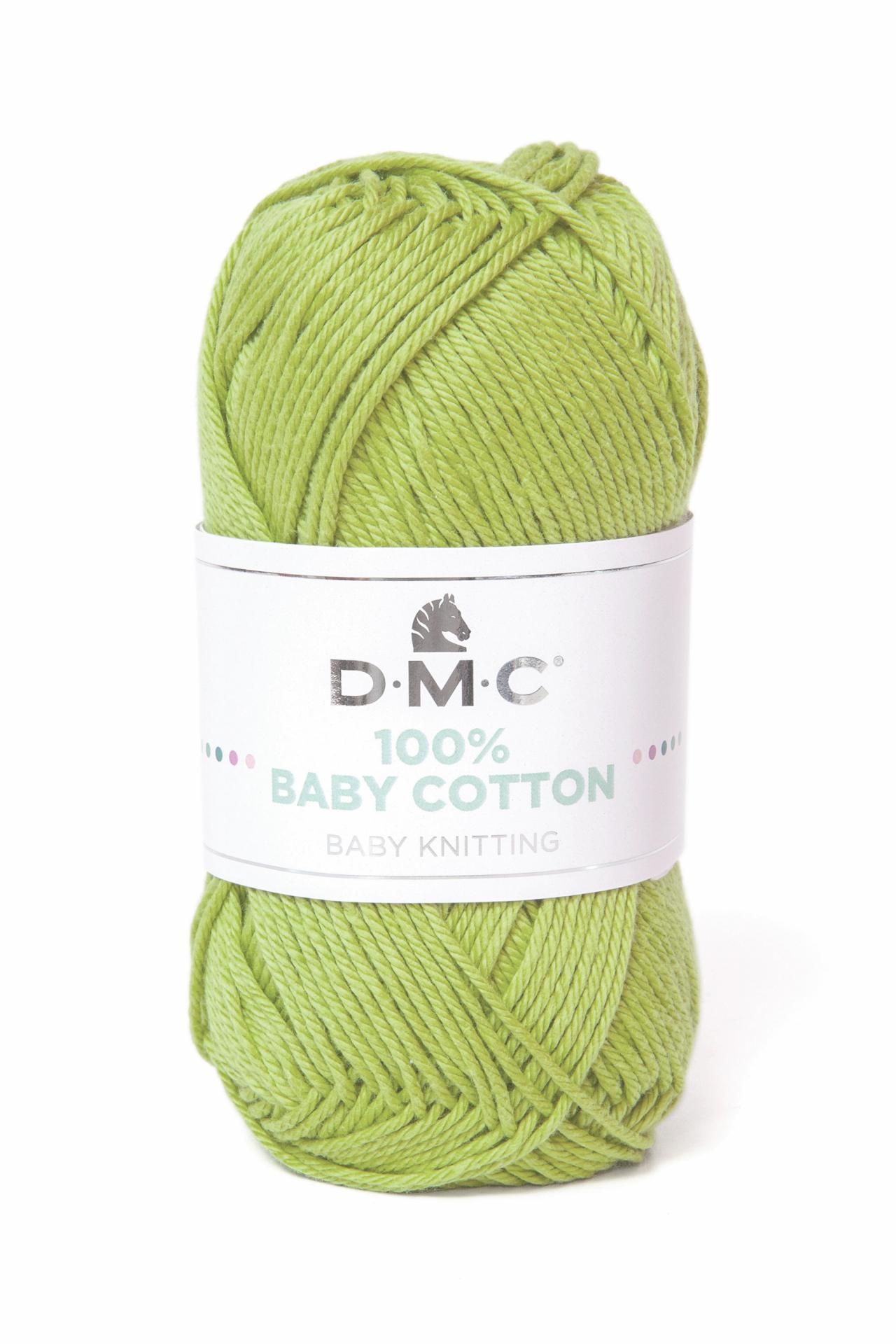 Hilo DMC 100% Baby Cotton 752 Pistacho