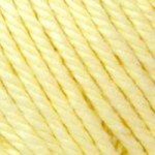 Hilo DMC 100% Baby Cotton 770 Amarillo claro [1]