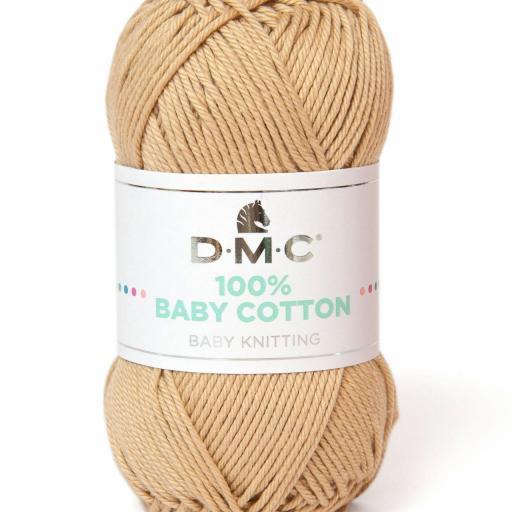 100% Baby Cotton 773 Tostado [1]