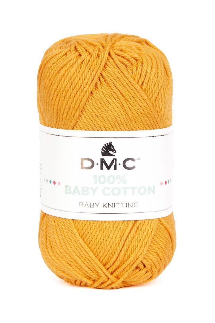 Hilo DMC 100% Baby Cotton 794 naranja