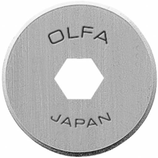 Recambio de cuchilla 18 mm Olfa