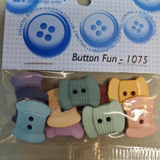 Botones Button fun