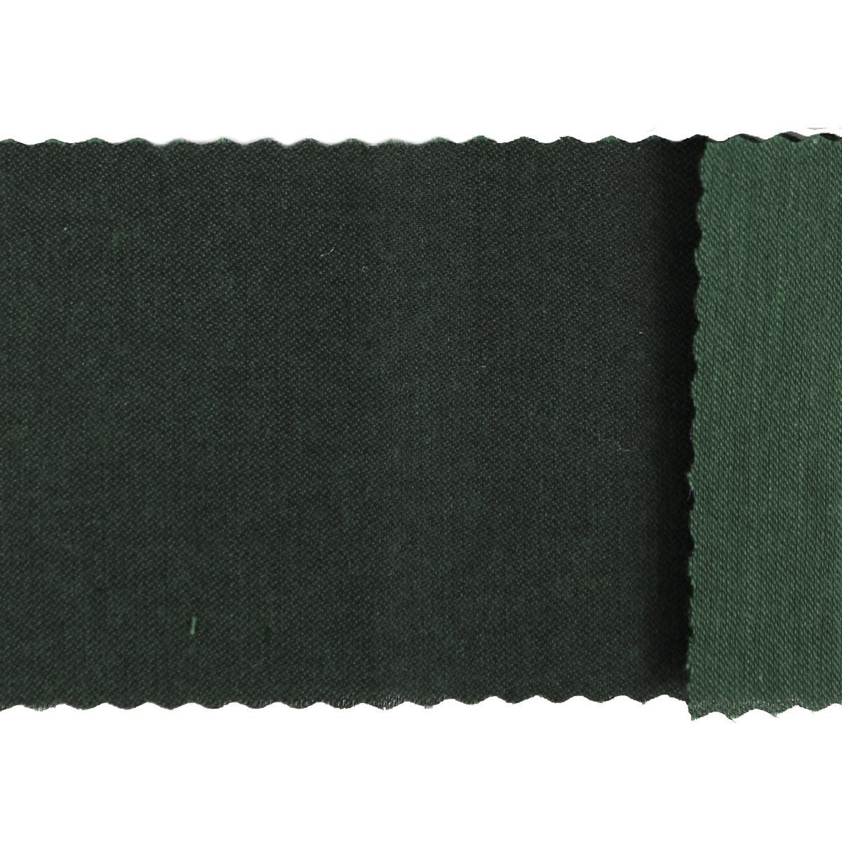 Tela algodón sarga hidrófuga 70 lavados verde
