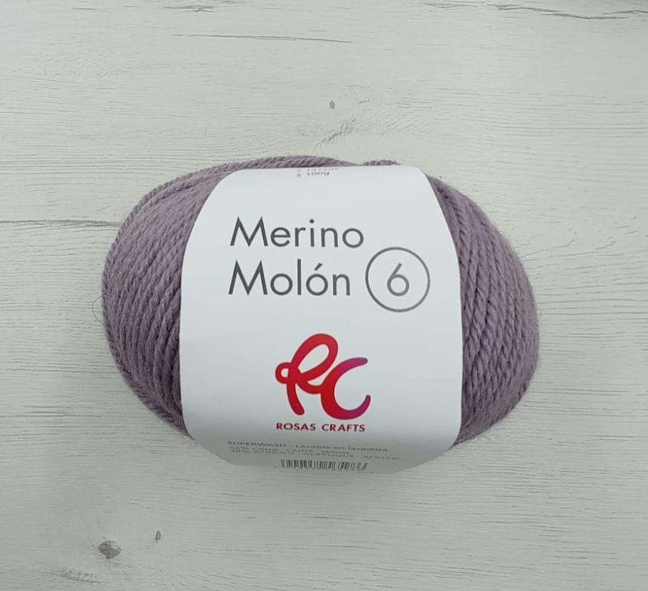 Merino Molón 6 581 Morado