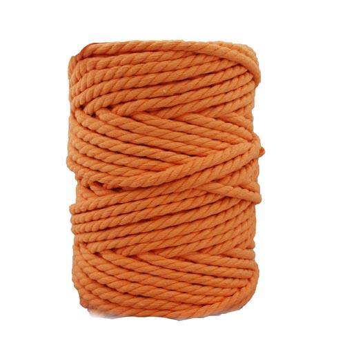 Macramé Naranja 5