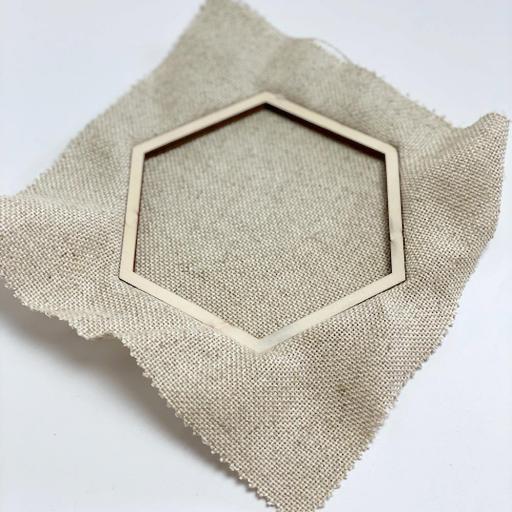 Bastidor hexagonal mediano [2]