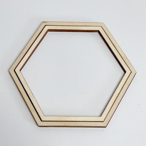 Bastidor hexagonal grande [1]