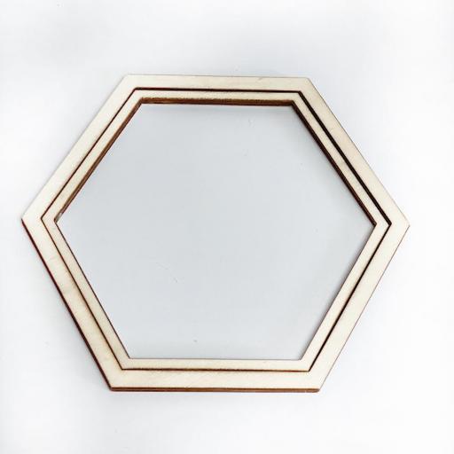 Bastidor hexagonal pequeño [1]