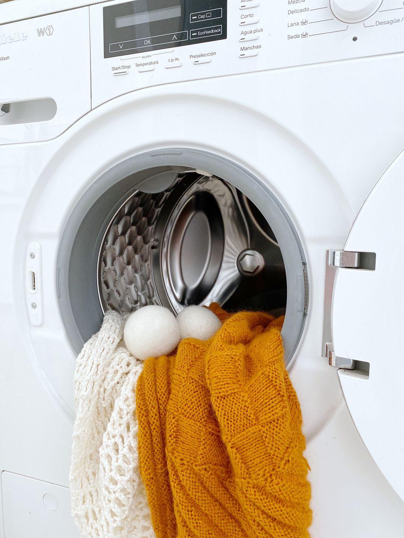 Kit bolas de lavado/secado