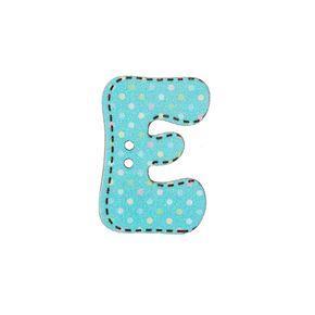 Botón letra E