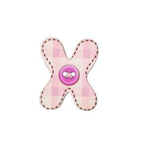 Botón letra X