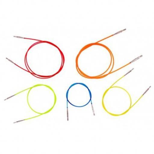 Cables para agujas intercambiables KnitPro