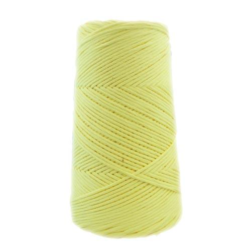 Algodón Peinado 1101 Amarillo pálido