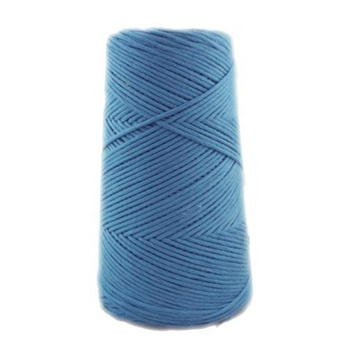 Algodón Peinado 1608 Azul acero