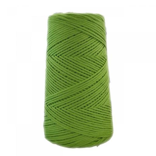 Cono Algodón M Verde hierba Casa Sol