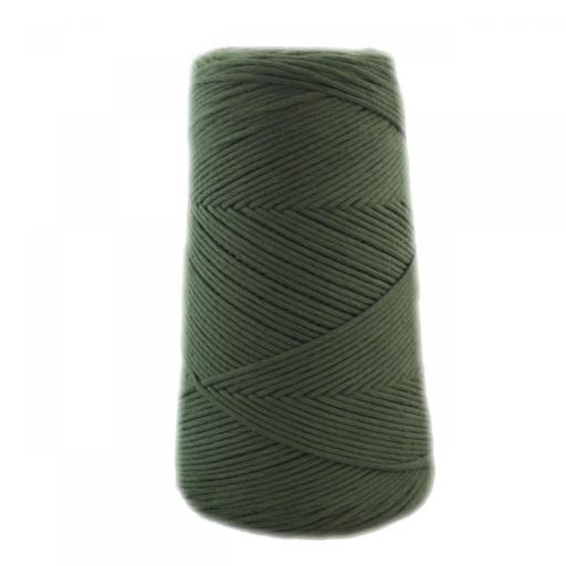 Algodón Peinado 1803 Verde botella