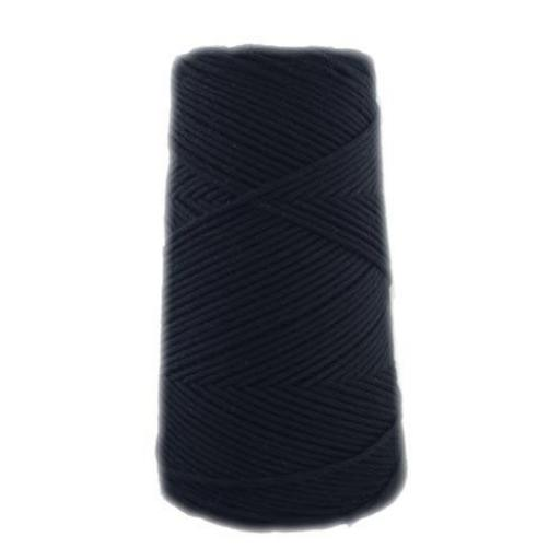 Algodón Peinado 2000 Negro