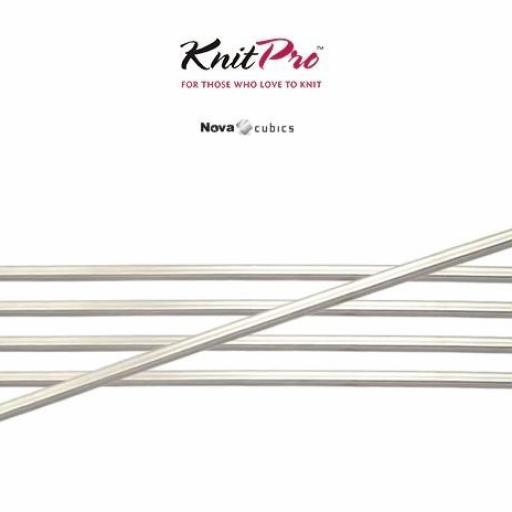 Agujas de doble punta Nova Cubics KnitPro [1]