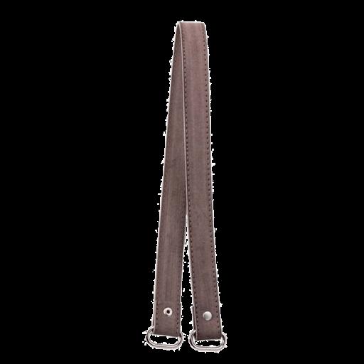 Asa polipiel marrón 60 cm