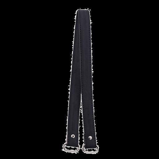 Asas polipiel negro 60 cm