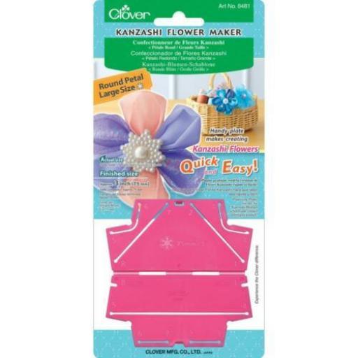 Confeccionador de flores  Clover
