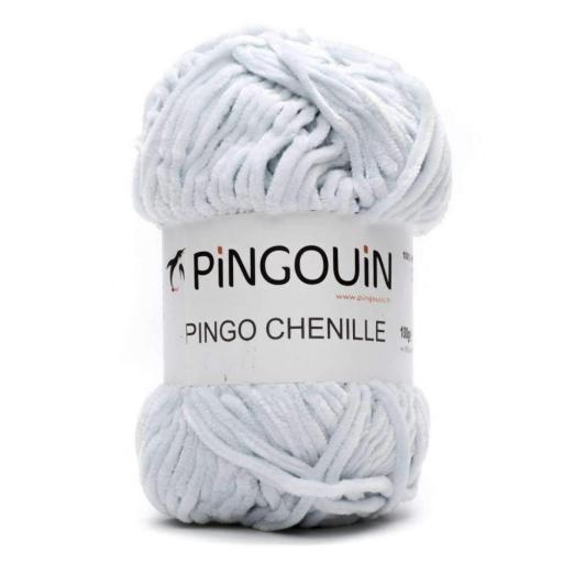 Pingo Chenille Azul grisáceo