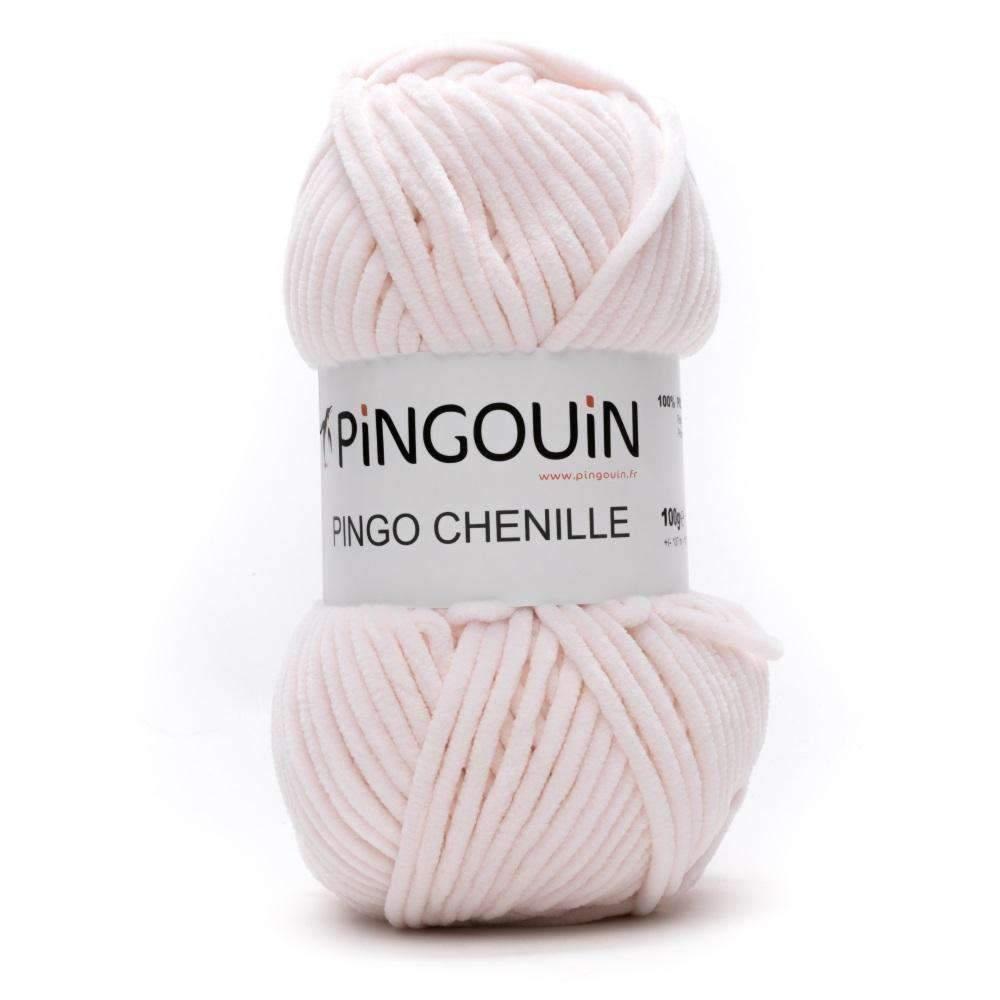 Pingo Chenille Rosa bebé