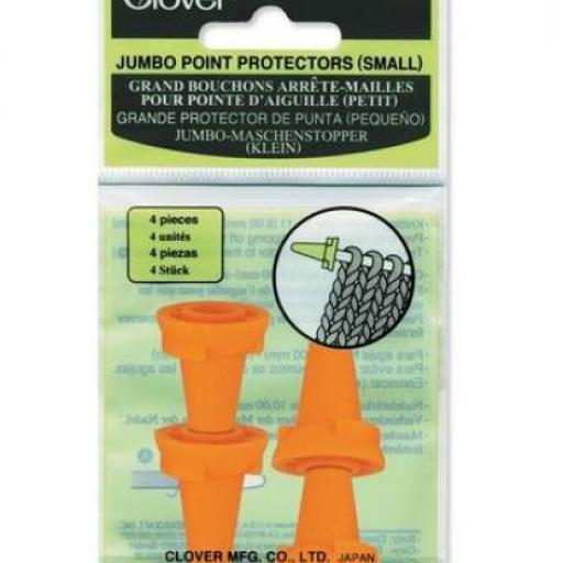 Capuchones Jumbo para protección de puntas Clover